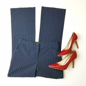 Body by Victoria Blue Dress Pants